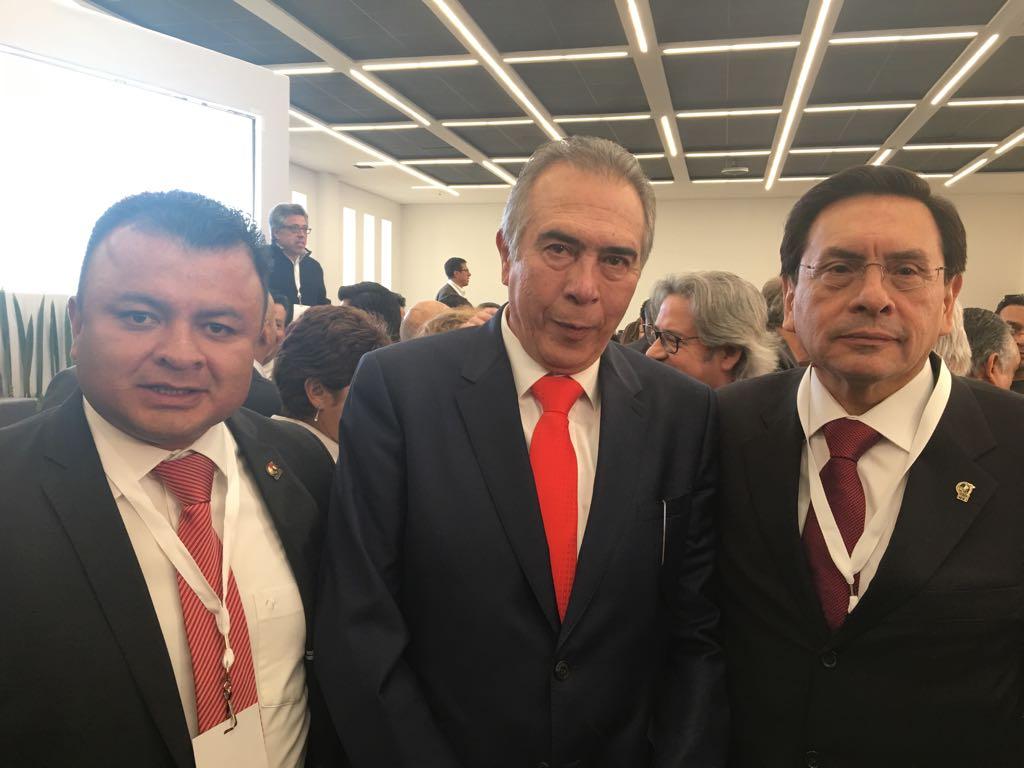 Conferencia Nacional de Juntas Especiales, Estado de México 2017