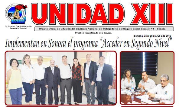 Implementan en Sonora el Programa Acceder en Segundo Nivel