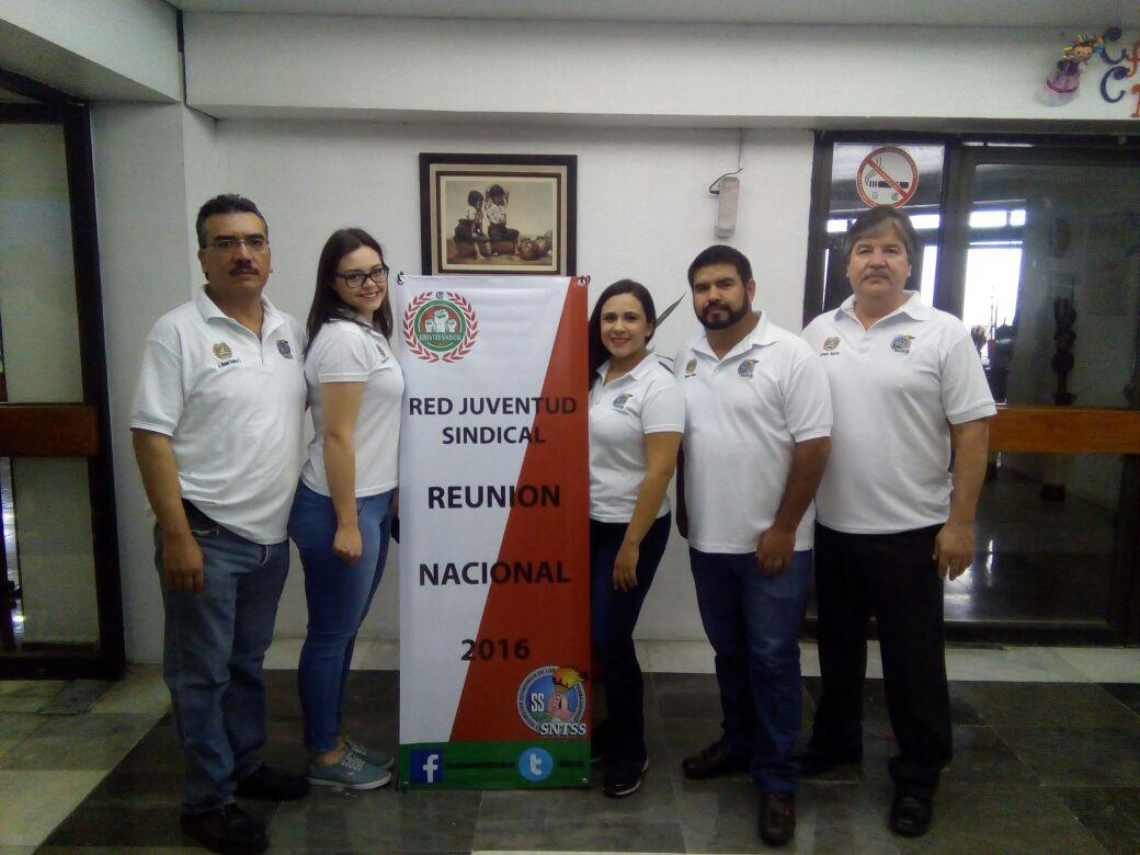 Reunión Nacional Red Juventud Sindical 2016