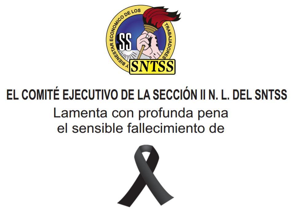 Sección II lamenta la muerte del Dr. Arturo Alejandro Ugarte